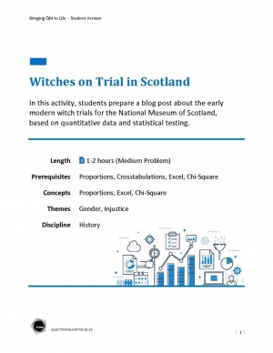 Witches on Trial in Scotland
