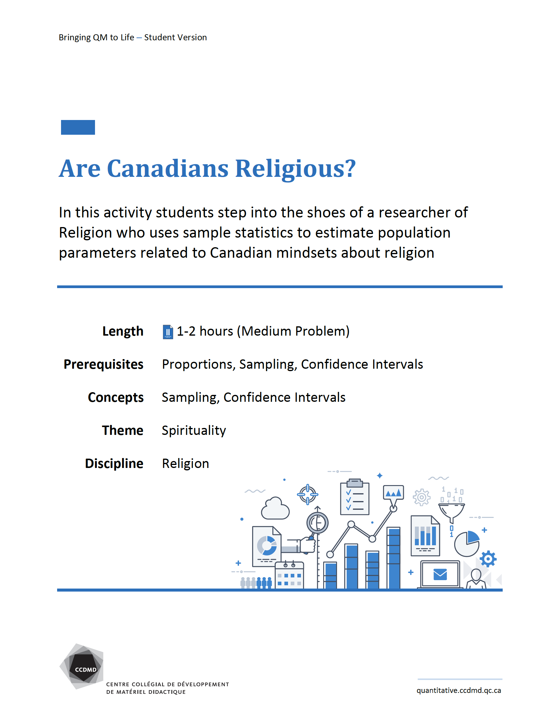 Are Canadians Religious?