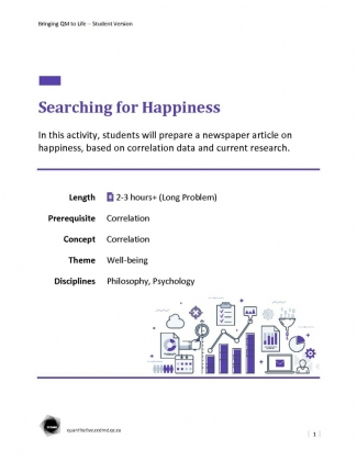 Document : Searching for Happiness